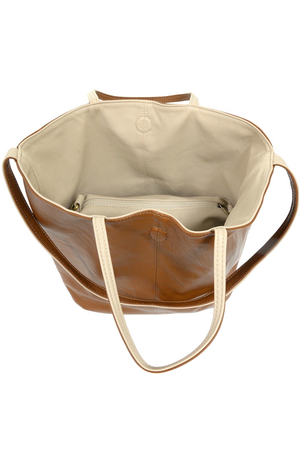 Joy Susan  Reversible slouchy tote - Side Cropped Image