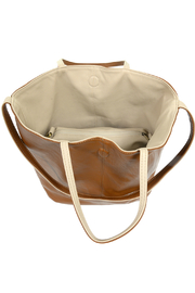 Joy Susan  Reversible slouchy tote - Side cropped