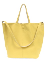 Joy Susan  Reversible slouchy tote - Front cropped