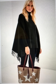Kris-Ana  Reversible Star Tote - Side cropped
