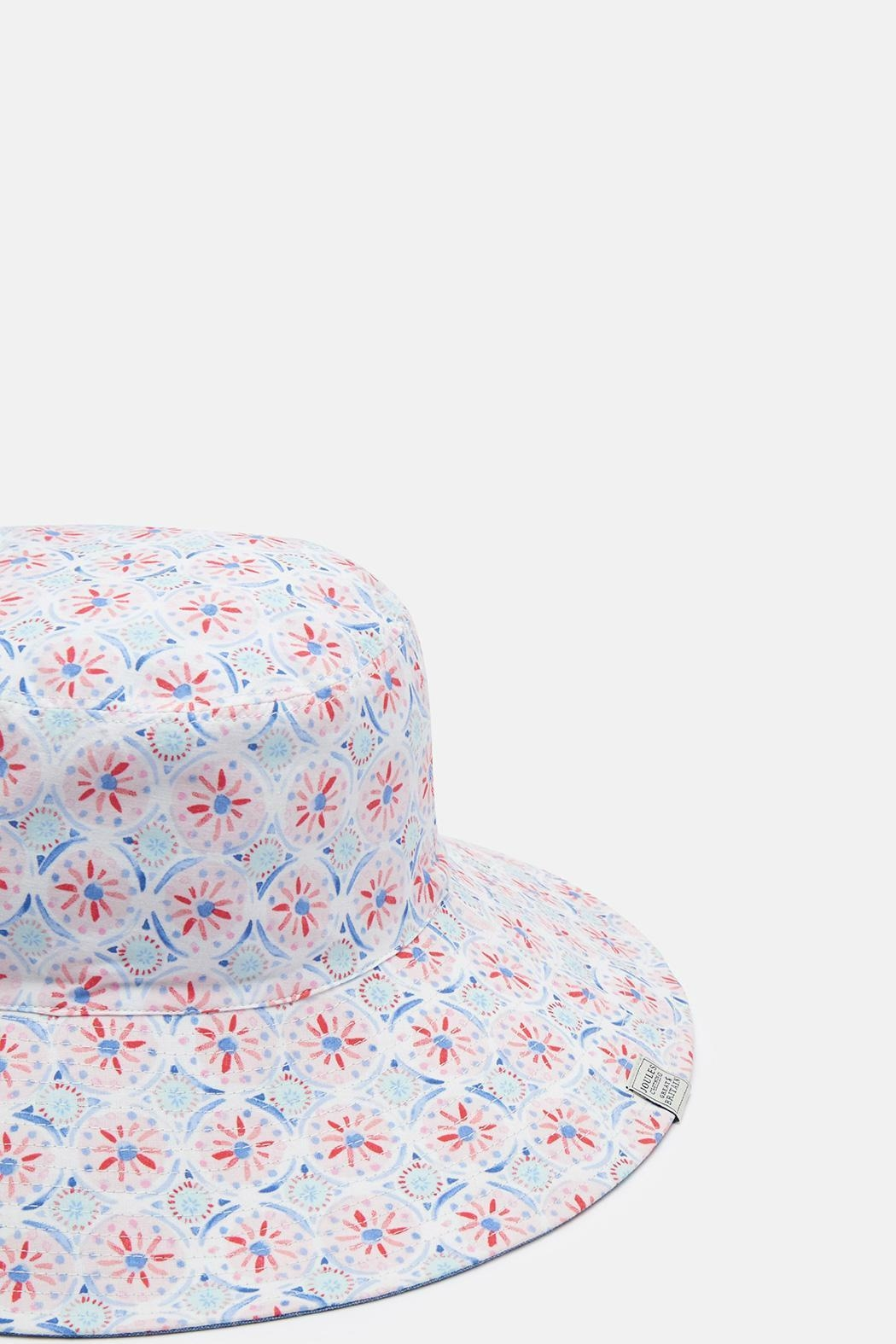 Joules Reversible Sun Hat - Side Cropped Image