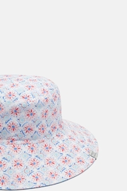 Joules Reversible Sun Hat - Side cropped