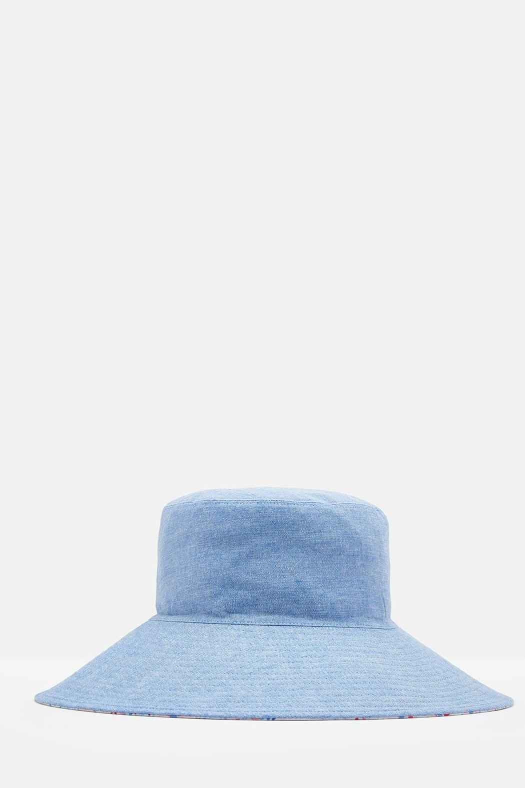 Joules Reversible Sun Hat - Back Cropped Image