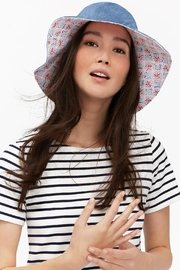 Joules Reversible Sun Hat - Front cropped