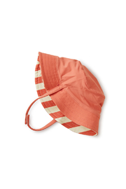 Tea Collection Reversible Swim Hat - Front full body