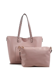 Isabelle Reversible Tote Bag - Product Mini Image