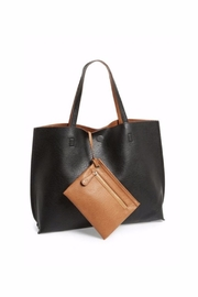 Allie & Chica Reversible Tote Black/Tan - Product Mini Image