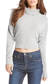 Fifteen-Twenty Reversible Turtleneck Top - Product Mini Image