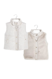 Mayoral Reversible Vest - Front cropped