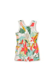 Tea Collection Reversible Wrap Romper - Front cropped