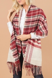 Simply Noelle Reversible Wrap Scarf - Product Mini Image