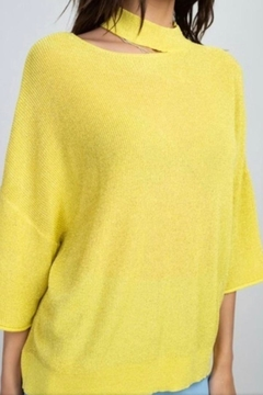Reveuse Knit Sweater Top - Product List Image