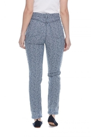 FDJ French Dressing Revsible Print Jean - Front full body