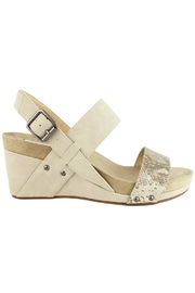 Not Rated Revy Double-Band Wedges - Side cropped