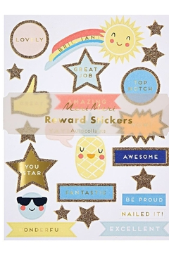 Meri Meri Reward Stickers - Alternate List Image