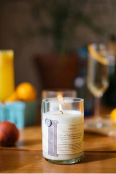Rewined Candles Rewined Bellini Candle - Alternate List Image