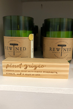 Rewined Pinot Grigio Candle - Product List Image
