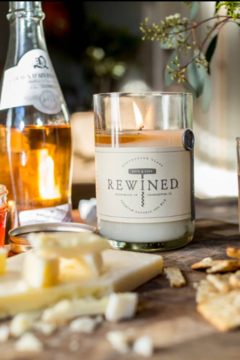 Rewined Candles Rewined Rose Blanc Candle - Alternate List Image