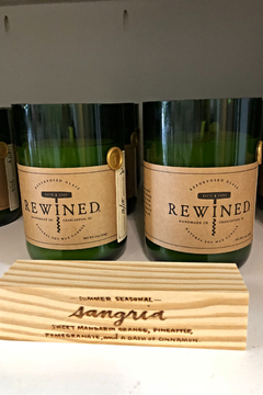 Rewined Sangria Candle - Product List Image