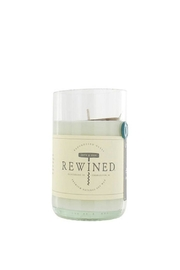 Rewined Viognier Candle - Product Mini Image