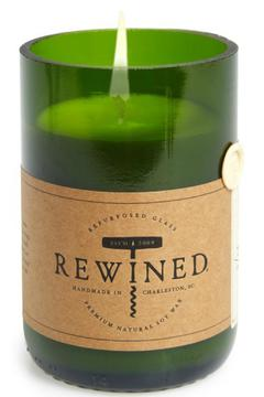 Rewined Candles Champagne Soy Candle - Alternate List Image
