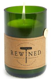 Rewined Candles Champagne Soy Candle - Product Mini Image