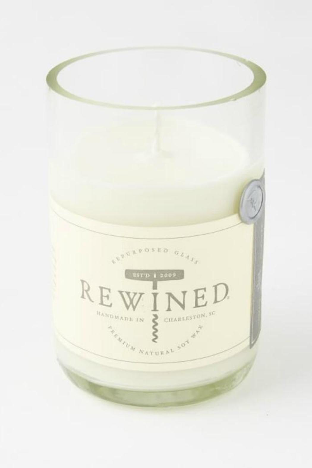 Rewined Candles Chenin Blanc Candle - Main Image