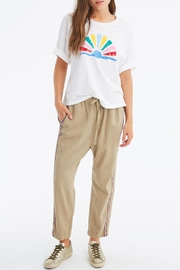 Xirena Rex Khaki Pants - Product Mini Image