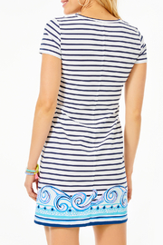 Lilly Pulitzer Rexa T-Shirt Dress - Side cropped