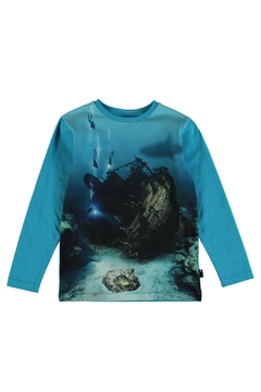 Shoptiques Product: Rexol Shipwreck Top