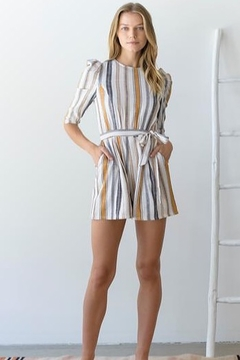 DRA Clothing Rey Romper - Product List Image