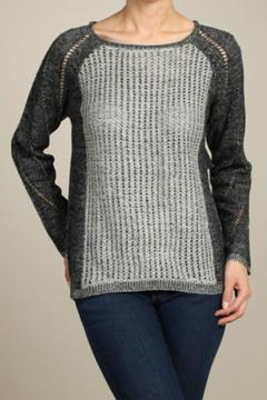 Rhapsody High-Low Sweater - Product List Image