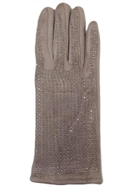 Jeanne Simmons Rhinestone Texting Gloves - Product Mini Image