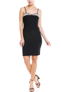 Shoptiques Product: Rhinestone Top Dress