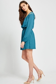 Gentle Fawn Rhone Cinch Waist Dress - Front full body