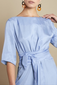 RHUMAA Skyblue Elegant Dress - Alternate List Image