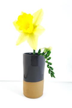 Shoptiques Product: Grey Tall Vase