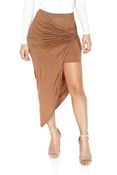 Shoptiques Product: Lily Asymmetric Skirt