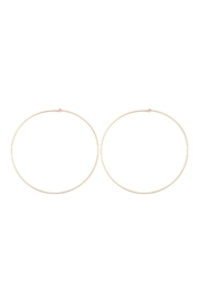 Riah Fashion 2mm-Wire-120mm-Hoop - Product Mini Image