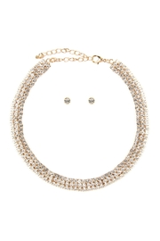 Riah Fashion 3mm-3line Choker-Set - Product Mini Image