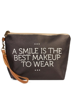 Shoptiques Product: Smile Cosmetic Bag