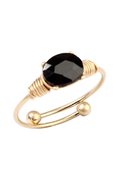 Shoptiques Product: Adjustable Vintage Ring