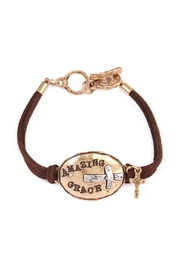 Riah Fashion Amazing Grace Bracelet - Product Mini Image
