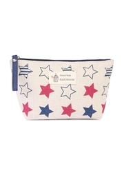Riah Fashion American Star Print Pouch - Product Mini Image