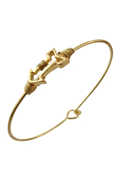 Shoptiques Product: Arrow Wired Bracelet