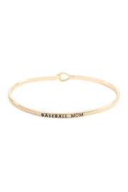 Riah Fashion Baseball-Mom-Fashion Bangle - Product Mini Image