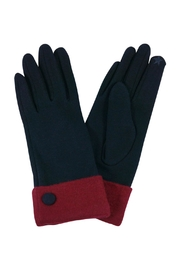 Riah Fashion Basic Smart-Touch Gloves - Product Mini Image