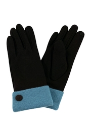 Riah Fashion Basic Smart-Touch Gloves - Front cropped
