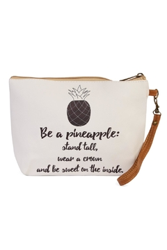 Shoptiques Product: Be A Pineapple Bag
