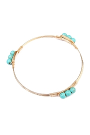 Riah Fashion Beaded Wired Bracelet - Product Mini Image